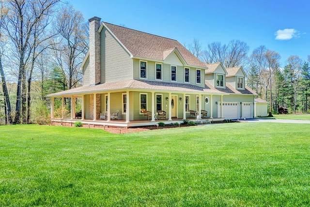 8 King Dr, Wilbraham, MA 01095 (MLS #72657749) :: NRG Real Estate Services, Inc.