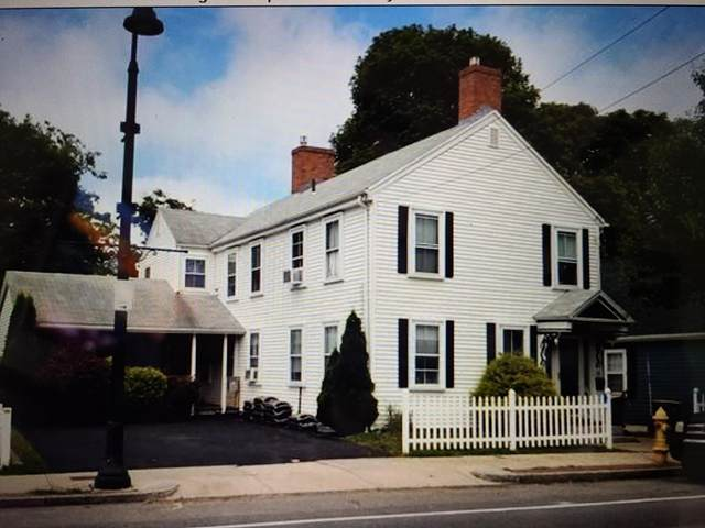 98 Commercial St, Weymouth, MA 02188 (MLS #72657787) :: The Gillach Group
