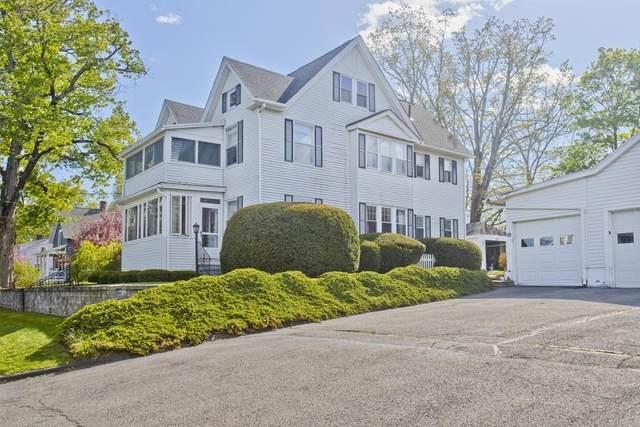 44 Berkshire Terrace, Northampton, MA 01062 (MLS #72657852) :: Kinlin Grover Real Estate