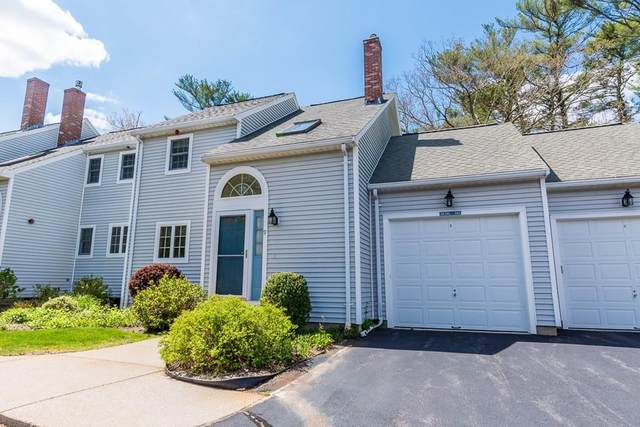 243 Carver Rd #9, Plymouth, MA 02360 (MLS #72657864) :: Trust Realty One
