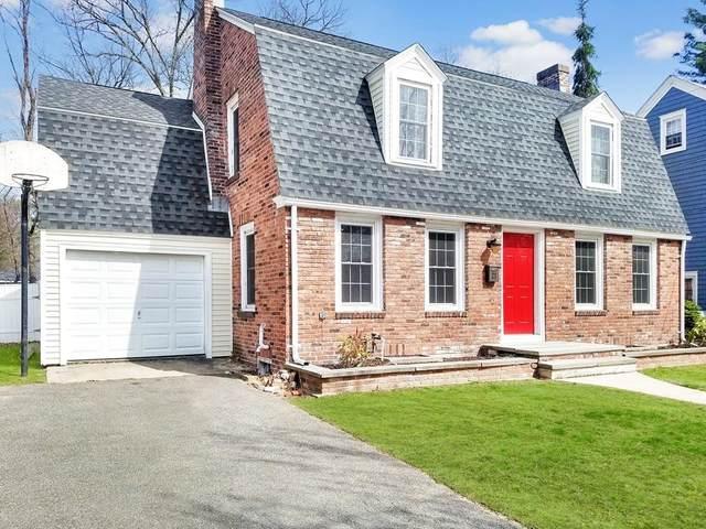 27 Rosemore St, Longmeadow, MA 01106 (MLS #72657951) :: NRG Real Estate Services, Inc.