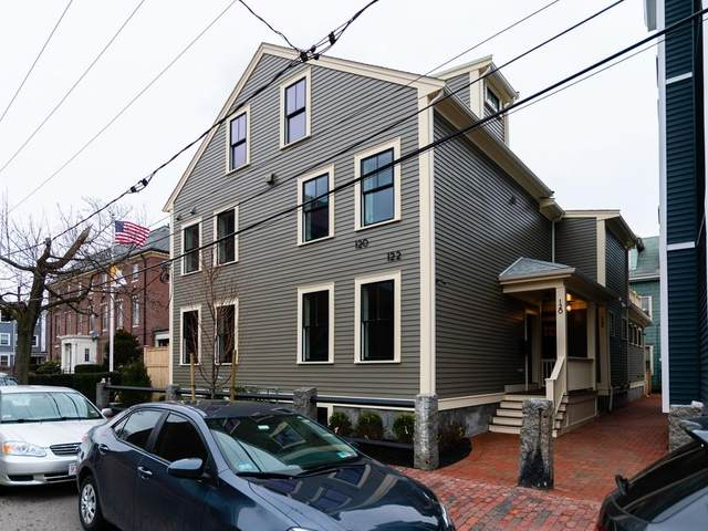 122 Norfolk St #122, Cambridge, MA 02139 (MLS #72658010) :: The Gillach Group