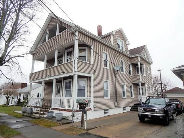 134 Stephen Street, Dartmouth, MA 02748 (MLS #72658313) :: The Gillach Group