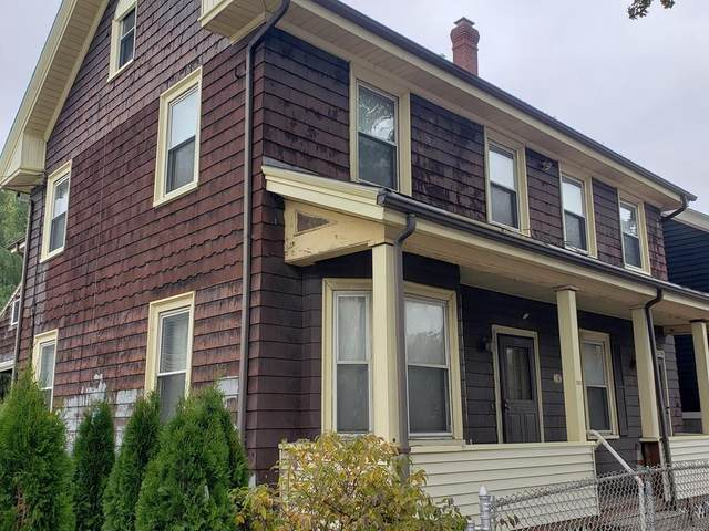 293 Rindge Avenue, Cambridge, MA 02140 (MLS #72658440) :: The Seyboth Team