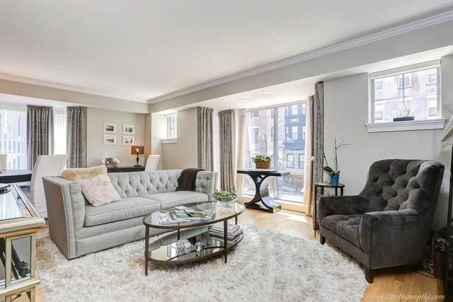 44 Prince Street #201, Boston, MA 02113 (MLS #72658454) :: Charlesgate Realty Group