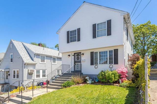22 Maplewood Ave, Everett, MA 02149 (MLS #72658496) :: Charlesgate Realty Group