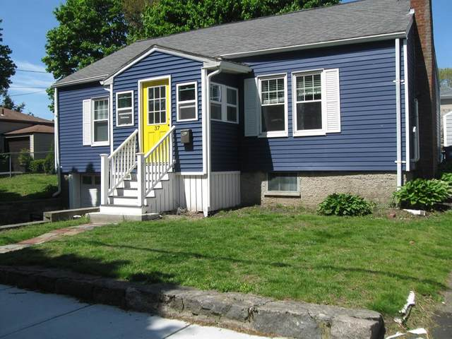 37 Calvin Rd., Quincy, MA 02169 (MLS #72658514) :: The Gillach Group