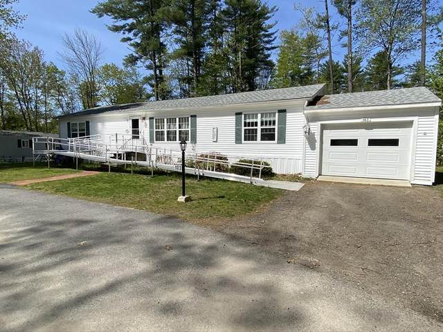 103 Linden Street, Exeter, NH 03833 (MLS #72658540) :: Trust Realty One