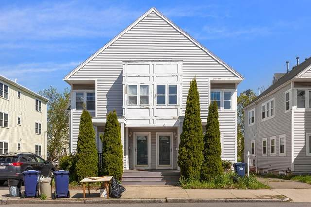 127 Woodrow Ave, Boston, MA 02124 (MLS #72658648) :: Kinlin Grover Real Estate
