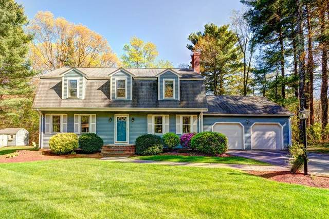 25 Young Rd, Foxboro, MA 02035 (MLS #72658675) :: Charlesgate Realty Group