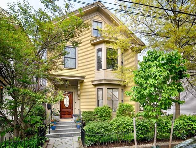 17 Perry Street #1, Cambridge, MA 02139 (MLS #72658714) :: Charlesgate Realty Group