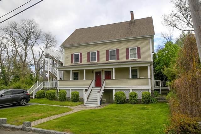 5 Viking St A, Gloucester, MA 01930 (MLS #72658844) :: Westcott Properties