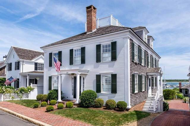 117 North Water Street, Edgartown, MA 02539 (MLS #72658861) :: DNA Realty Group