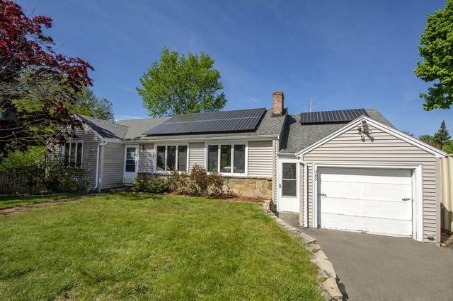 289 Front St, Weymouth, MA 02188 (MLS #72658912) :: The Gillach Group