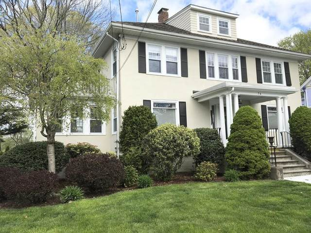 74 Rumford Ave., Mansfield, MA 02048 (MLS #72658955) :: Spectrum Real Estate Consultants