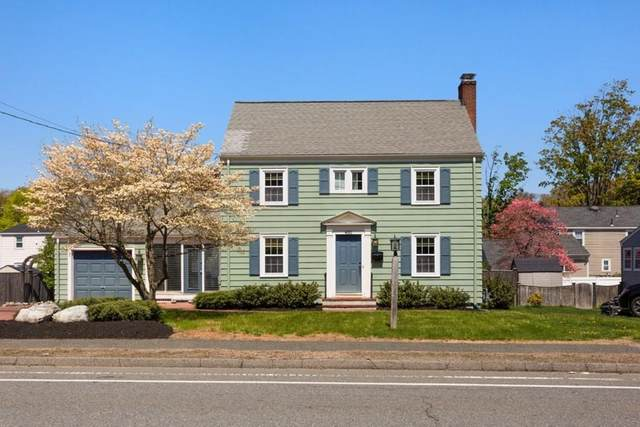 486 Upham Street, Melrose, MA 02176 (MLS #72658961) :: Trust Realty One