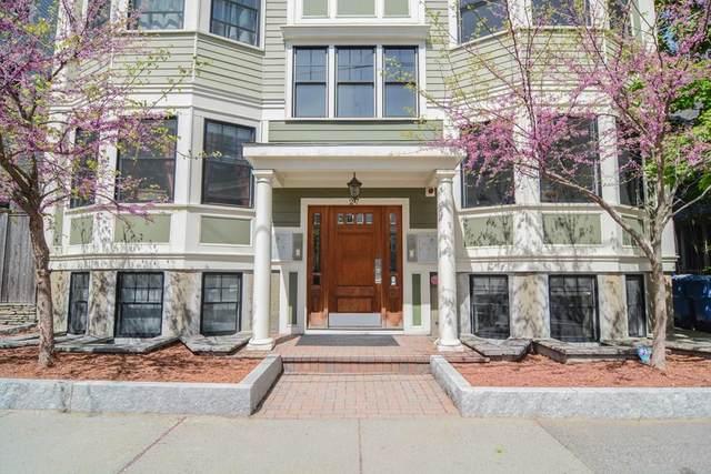 27 Prince Street 1R, Cambridge, MA 02139 (MLS #72658990) :: Charlesgate Realty Group