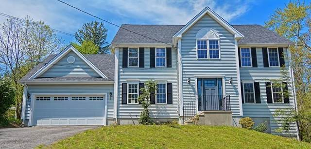 407 North St, Walpole, MA 02081 (MLS #72659019) :: Exit Realty