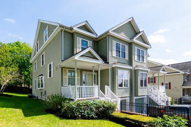 20 Andrea Circle #20, Needham, MA 02494 (MLS #72659095) :: Trust Realty One