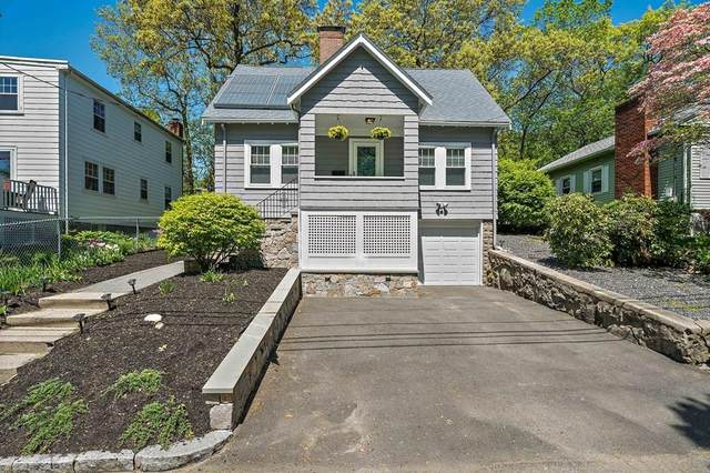 46 Aerial St, Arlington, MA 02474 (MLS #72659102) :: Kinlin Grover Real Estate