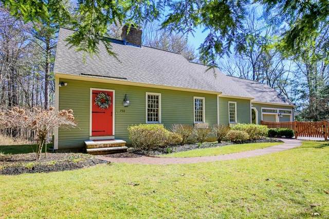 750 Strawberry Hill Road, Concord, MA 01742 (MLS #72659185) :: Trust Realty One