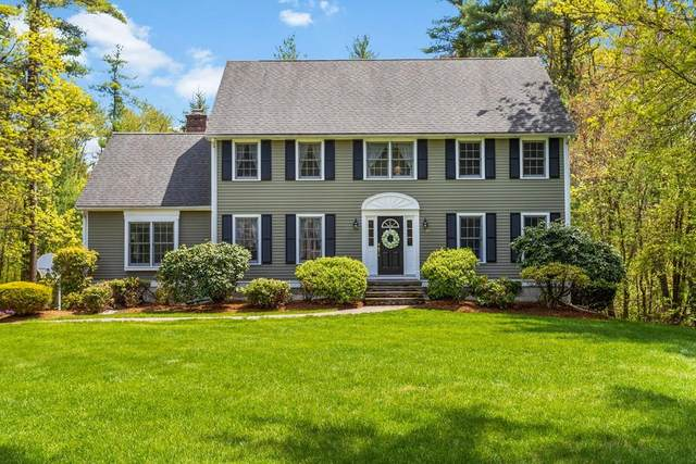 35 Lancashire Dr, Mansfield, MA 02048 (MLS #72659250) :: Spectrum Real Estate Consultants