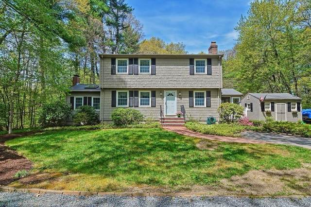 792 Ware St, Mansfield, MA 02048 (MLS #72659273) :: Spectrum Real Estate Consultants