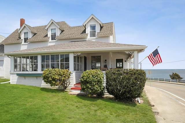 345 Grand Ave, Falmouth, MA 02540 (MLS #72659276) :: The Seyboth Team