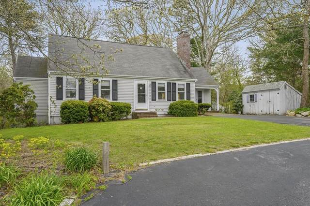 11 Denise Rd, Falmouth, MA 02556 (MLS #72659308) :: The Gillach Group