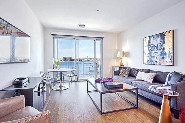 65 Lewis Street #209, Boston, MA 02128 (MLS #72659335) :: The Duffy Home Selling Team