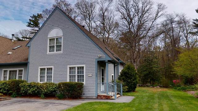 505 Nasketucket Way #505, Fairhaven, MA 02719 (MLS #72659356) :: RE/MAX Vantage