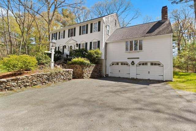 16 Camelot Drive, Hingham, MA 02043 (MLS #72659411) :: DNA Realty Group