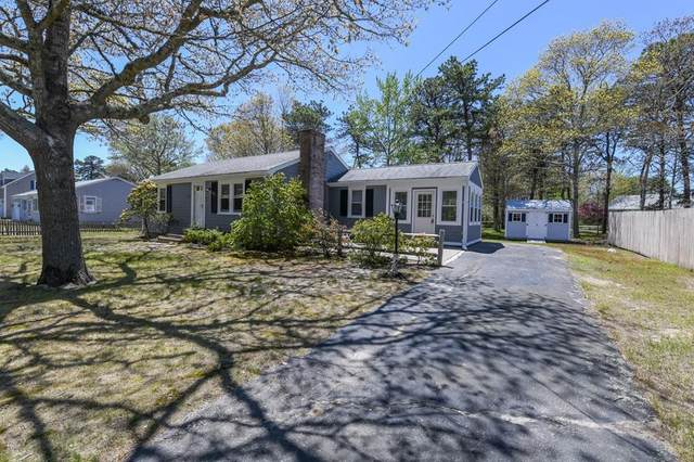 27 Crowes Purchase Road, Yarmouth, MA 02673 (MLS #72659426) :: Trust Realty One