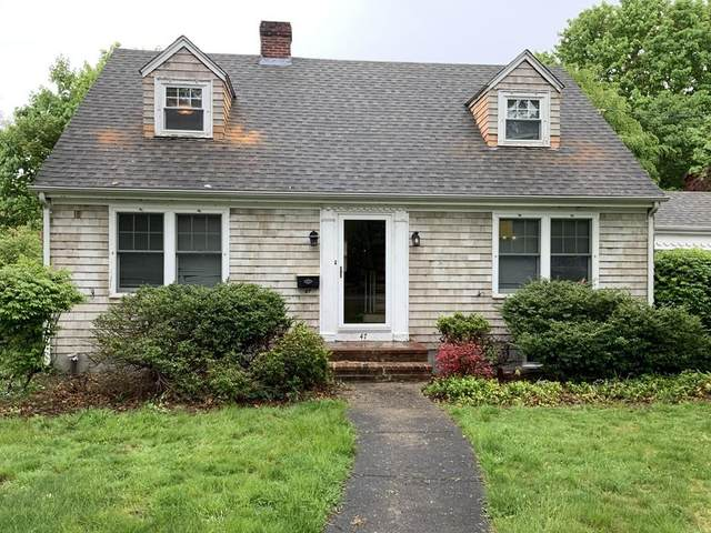 47 Rockland St, Dartmouth, MA 02748 (MLS #72659452) :: The Gillach Group