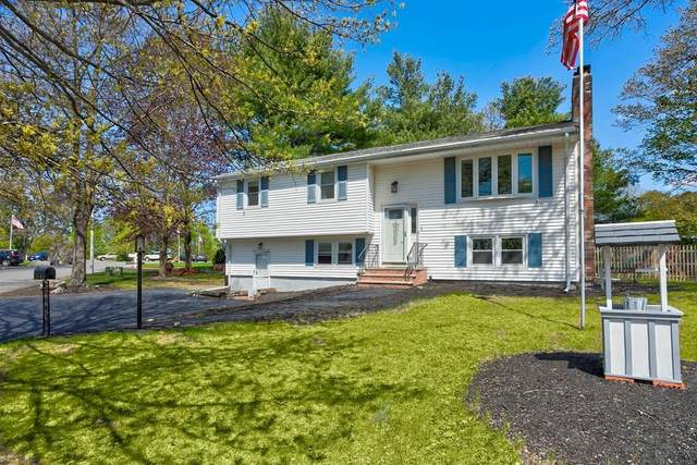 1 Anthony, Woburn, MA 01801 (MLS #72659458) :: The Gillach Group