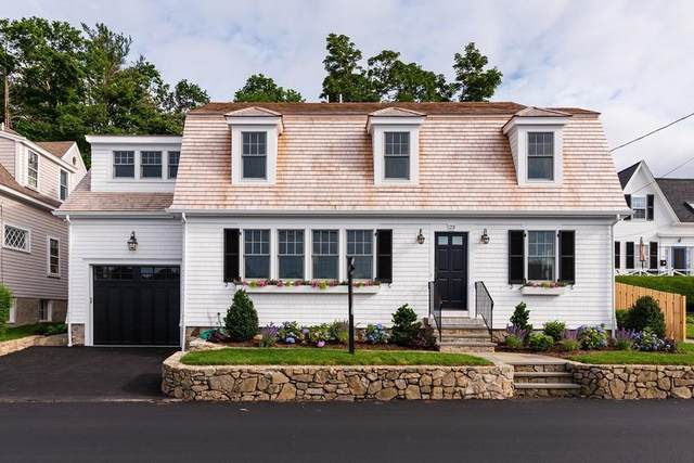 23 Border Street, Cohasset, MA 02025 (MLS #72659560) :: Kinlin Grover Real Estate