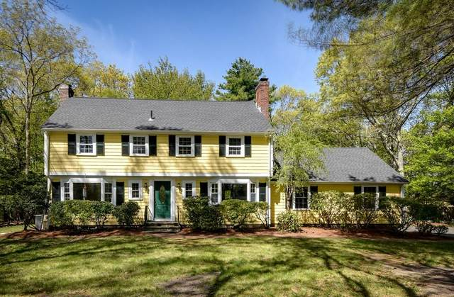 7 Crest Dr, Dover, MA 02030 (MLS #72659580) :: Spectrum Real Estate Consultants