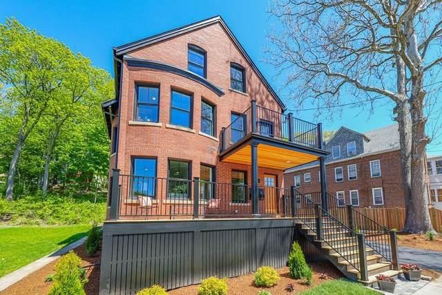 32 Eldridge Road #1, Boston, MA 02130 (MLS #72659609) :: Conway Cityside