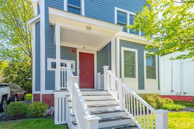 59 Berkeley St #2, Somerville, MA 02143 (MLS #72659641) :: Trust Realty One
