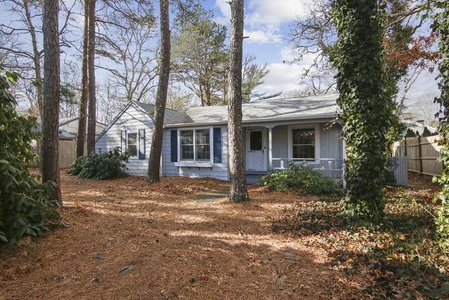 5 Jones Road, Yarmouth, MA 02664 (MLS #72659661) :: EXIT Cape Realty