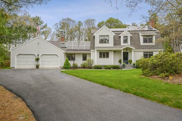 32 Club House Dr, Bourne, MA 02559 (MLS #72659713) :: Trust Realty One