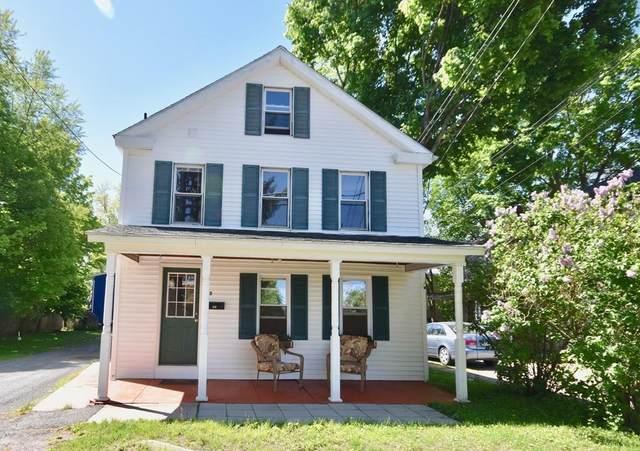 35 Holyoke St., Northampton, MA 01060 (MLS #72659733) :: Kinlin Grover Real Estate