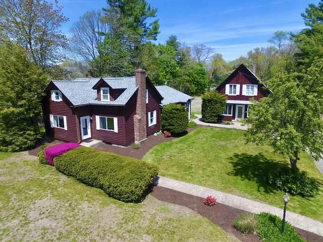 153 Main Street, Foxboro, MA 02035 (MLS #72659849) :: Westcott Properties