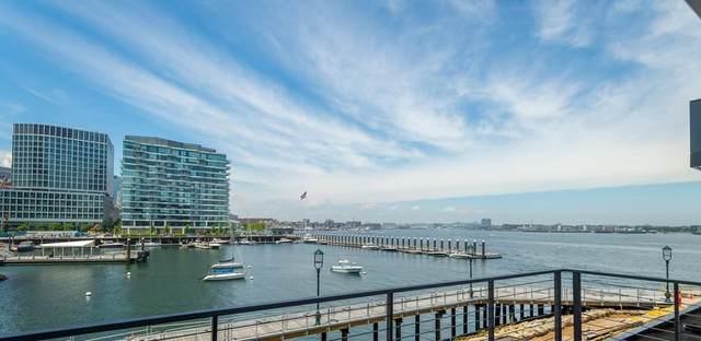 300 Pier 4 Blvd 2A, Boston, MA 02210 (MLS #72659884) :: Walker Residential Team