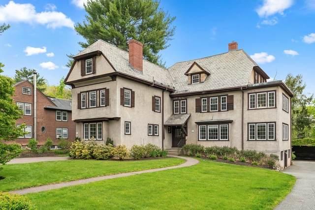 8 & 10 Upland Rd., Wellesley, MA 02482 (MLS #72659975) :: Westcott Properties