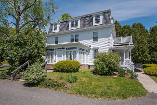 95 East Pleasant St G, Amherst, MA 01002 (MLS #72659997) :: DNA Realty Group