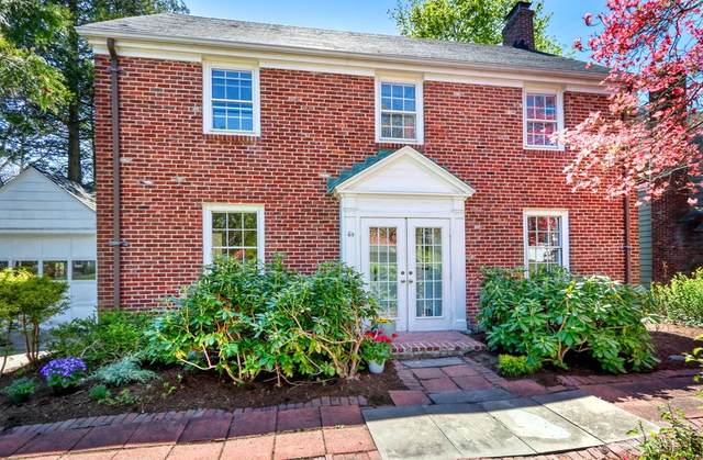 60 Cerdan Ave, Boston, MA 02132 (MLS #72660097) :: Conway Cityside