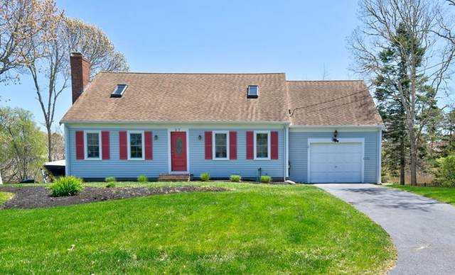 27 Tanglewood Dr, Yarmouth, MA 02673 (MLS #72660126) :: Exit Realty