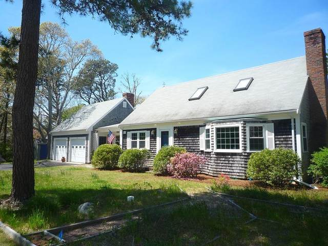 52 Sears Rd, Brewster, MA 02631 (MLS #72660162) :: Exit Realty