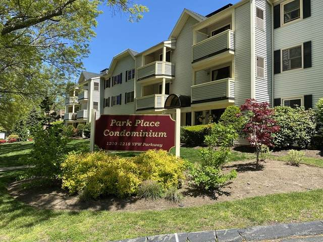 1212 Vfw Pkwy #23, Boston, MA 02132 (MLS #72660186) :: Conway Cityside